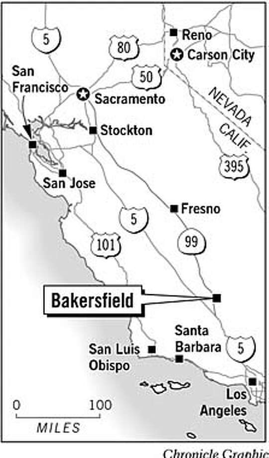 Bakersfield. Chronicle Graphic
