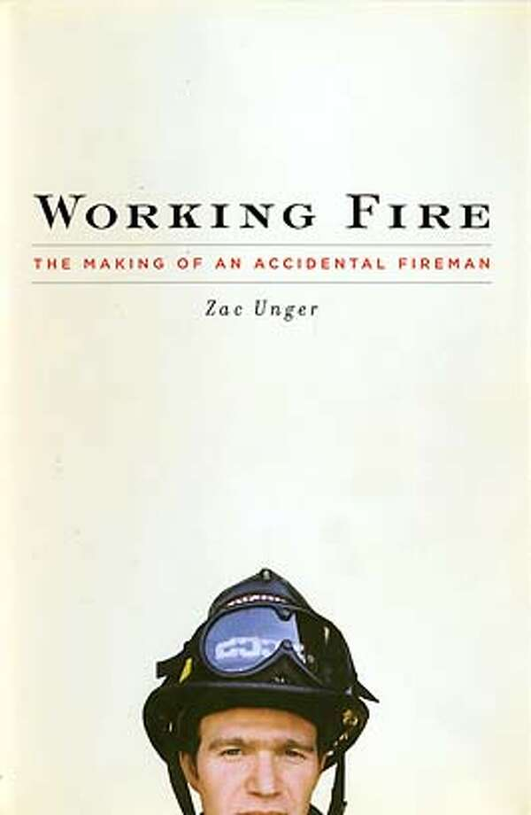 "Book jacket of ""Working Fire"" by Zac Unger (Penguin Press) for use with Living story on Zac Unger only."