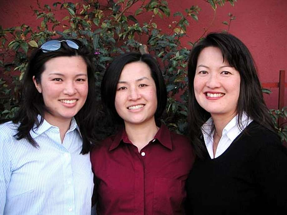 / for: Friday The founders and owners of Moreish Treats are (from left) Mavis Ching, Sharon Chan and Sandy Zaner.
