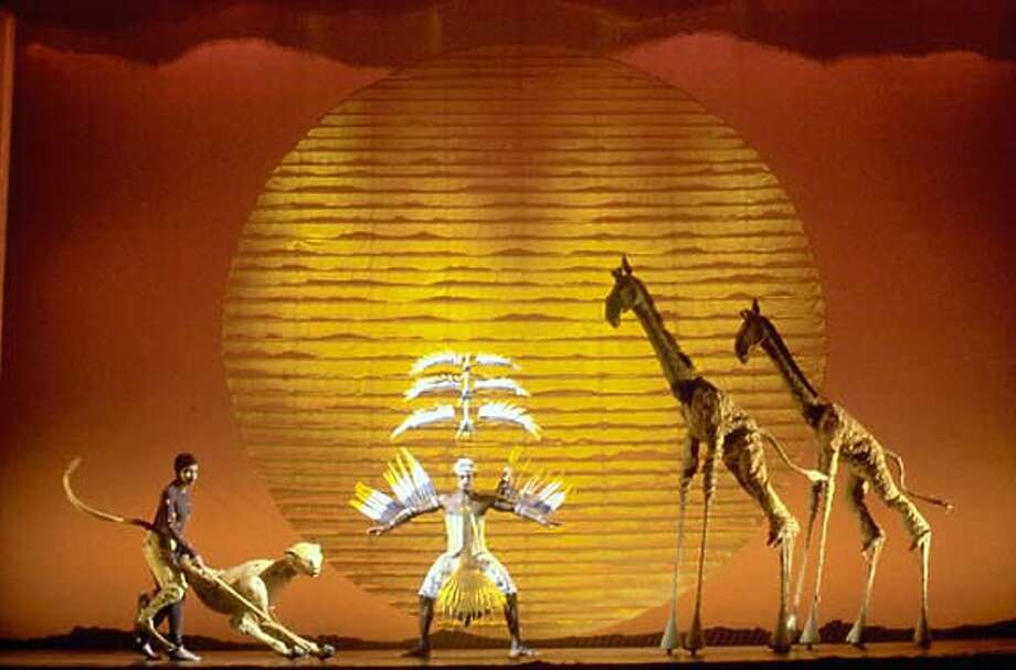 """""""The Lion King"""" musical has brought Disney $1 billion. """"Mary Poppins,"""" """"Tarzan"""" and other stage shows based on Disney films are on the way."""