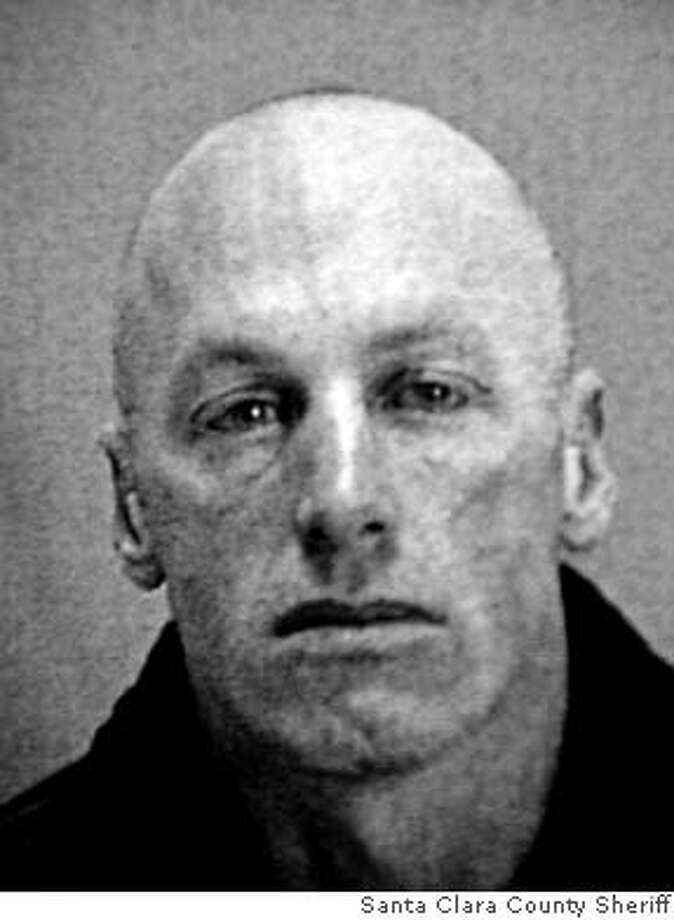 Santa Clara County Sheriffs released this booking photo of San Francisco 49ers quarterback Jeff Garcia in San Jose, Calif., Wednesday, Jan. 14, 2004. Garcia was arrested on suspicion of drunken driving after being pulled over by San Jose State University police near campus early Wednesday morning, a Santa Clara County Department of Correction spokesman said. (AP Photo/Santa Clara County Sheriff) Jeff Garcia in a Santa Clara County booking mug for allegedly driving under the influence. Jeff Garcia in a Santa Clara County booking mug for allegedly driving under the influence. Jeff Garcia's Santa Clara County Jail booking mug. Jeff Garcia's Santa Clara County Jail booking mug.