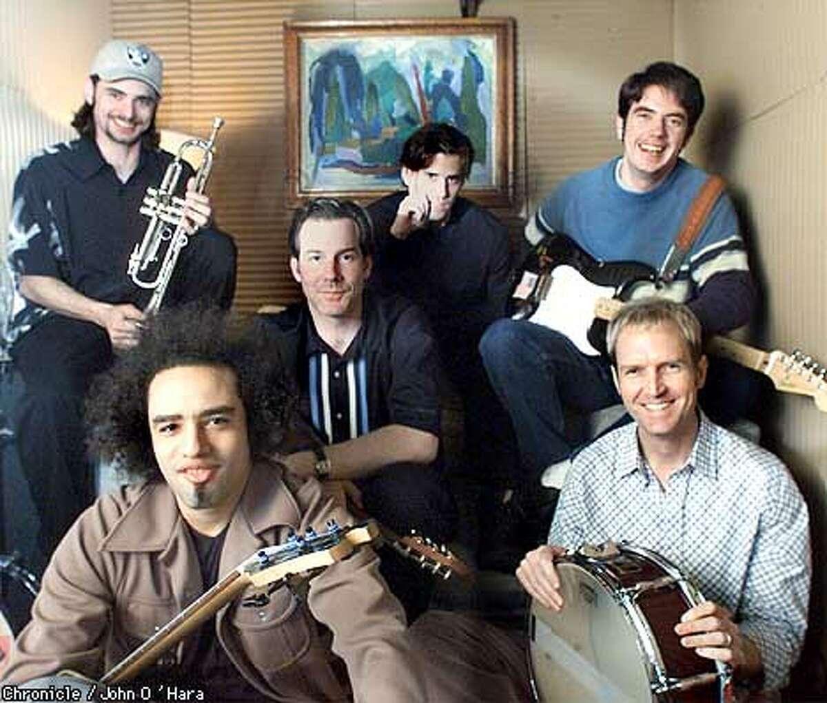 Kyle Wheeler 28, Larry RIggs 27, Matt Blackett 36, Tom Luce 30, Brian Kroll 28, Jonathan Moe 36 photo/John O'Hara