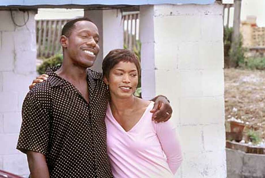 "James McDaniel and Angela Bassett star in ""The Sunshine State,"" a more cerebral alternative to the standard summer fare"