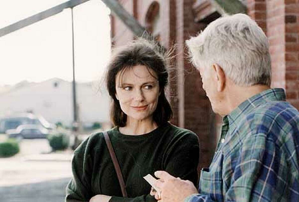 Jacqueline Bisset and Seymour Cassel in THE SLEEPY TIME GAL (HANDOUT PHOTO)