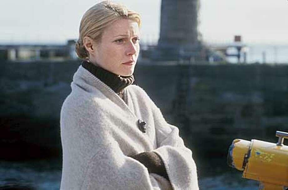 "641: Gwyneth Paltrow in USA film ""Possession."" Photo: DAVID APPLEBY"