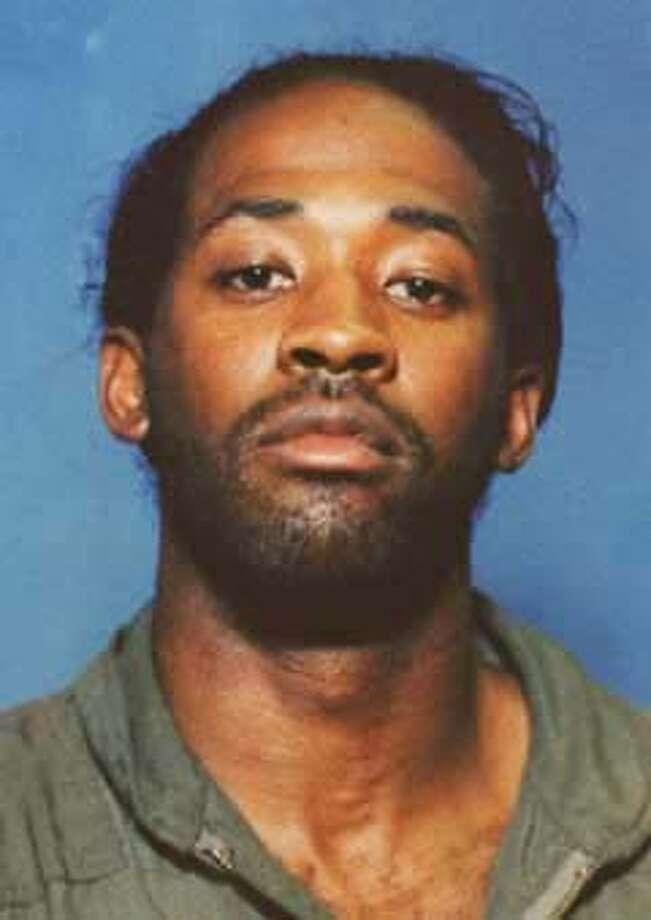 RAPE/03SEP97/MN/HO: Tony Lawayne Ronsom, the east-bay rapist suspect. Oakland Police hand-out photograph