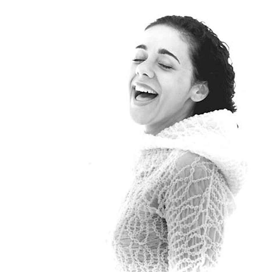souza18_LucianaSouza2.JPG / for: Sunday Datebook slug: souza18;  Brazilian singer Luciana Souza. / HO