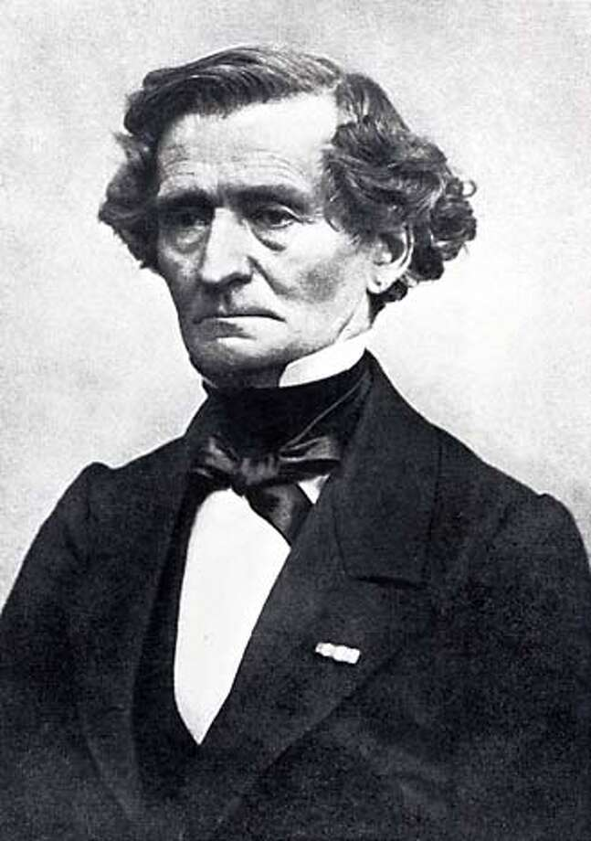 CROWD02-C-01MAY03-DD-HO Hector Berlioz in 1867. please reshoot, previous version not cropped correctly Photo: HANDOUT
