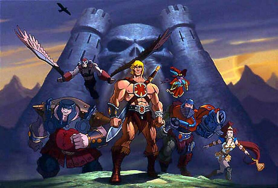 After 17 years, superhero He-Man is back on television.