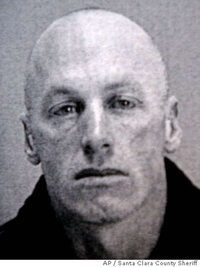 Santa Clara County Sheriffs released this booking photo of San Francisco 49ers quarterback Jeff Garcia in San Jose, Calif., Wednesday, Jan. 14, 2004. Garcia was arrested on suspicion of drunken driving after being pulled over by San Jose State University police near campus early Wednesday morning, a Santa Clara County Department of Correction spokesman said. (AP Photo/Santa Clara County Sheriff)