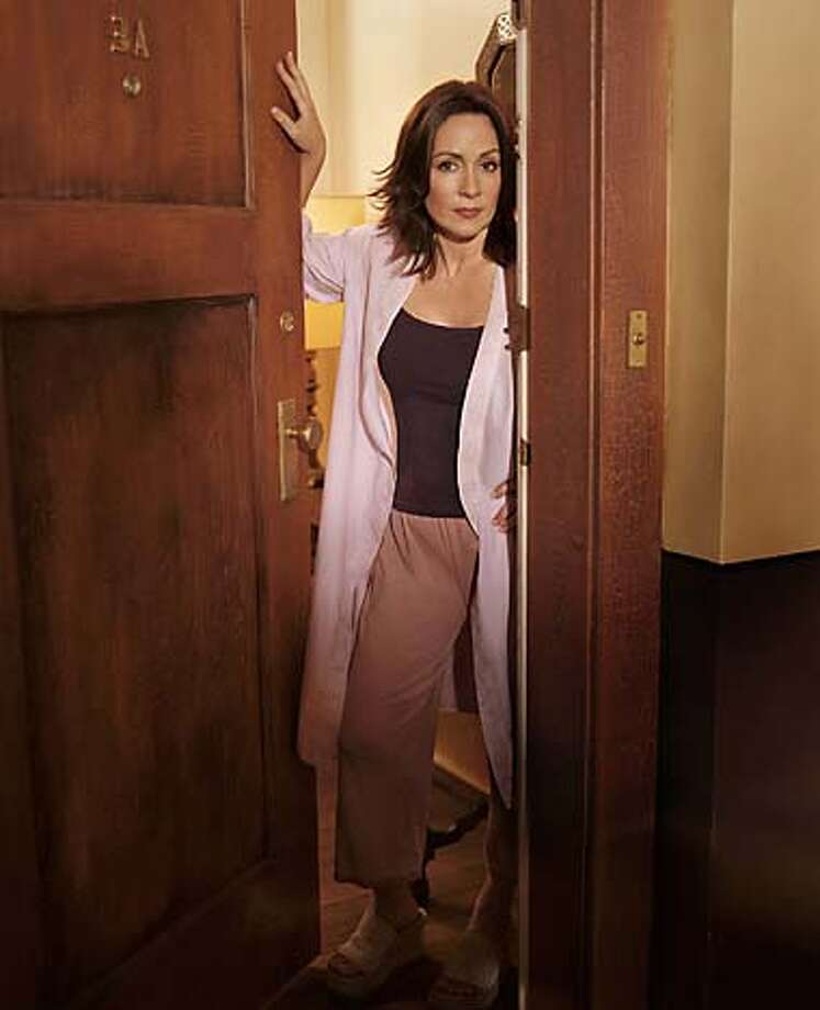 "for heaton11; images of patricia heaton (alone and with jeff daniels) from the new film of ""Goodbye Girl.'' , / HO"