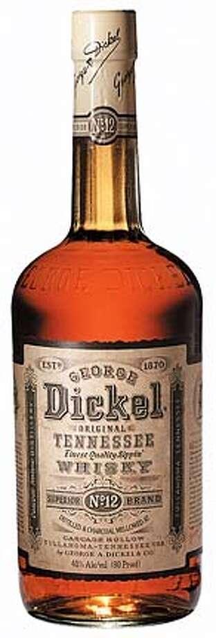 George Dickel's Tennessee Whiskey