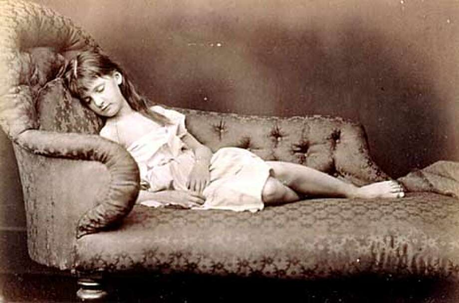victorian age nude young