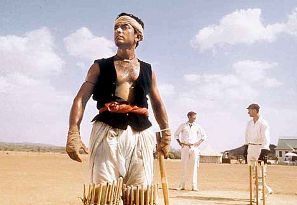 """LAGAN31: Aamir Khan as Bhuvan in """"Lagaan."""""""