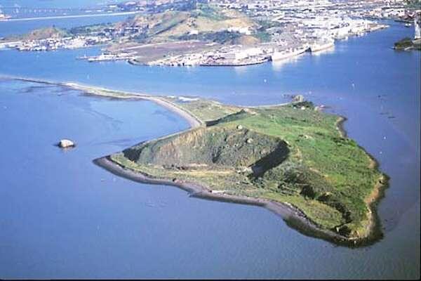 Brooks Island is a 46-acre wildlife preserve near Richmond, managed by East Bay Regional parks.