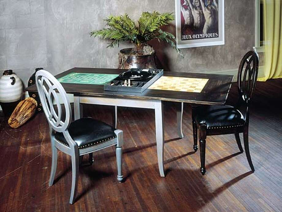 Fine Serving Up New Dish On Dining Casual Style Mix Of Tables Interior Design Ideas Gentotryabchikinfo