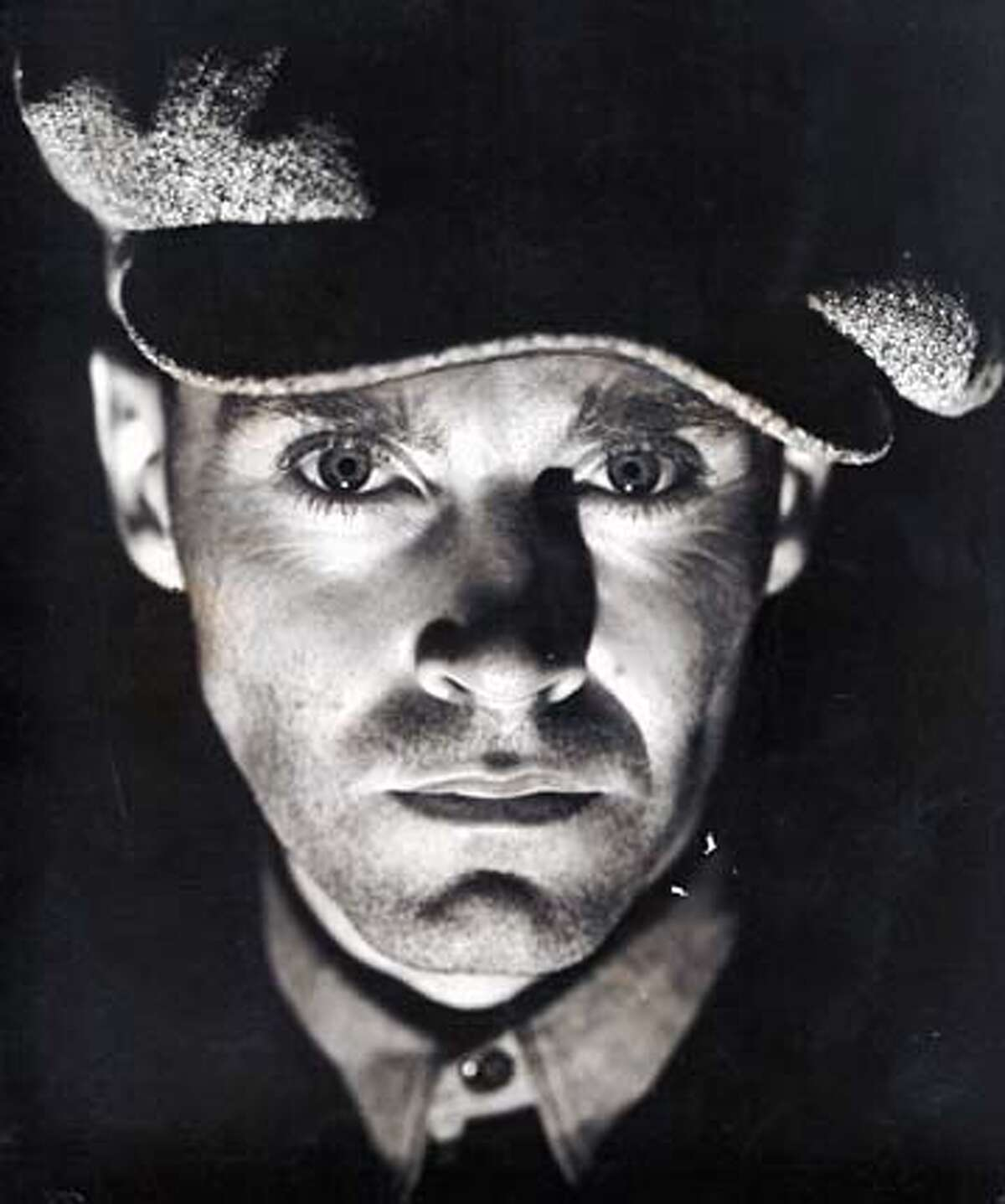 """HENRY FONDA IN """"THE GRAPES OF WRATH"""", DIRECTED BY JOHN FORD"""