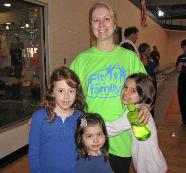 Were you seen on Jan. 29 at the Southern Saratoga YMCA participating in the most simultaneous fist b