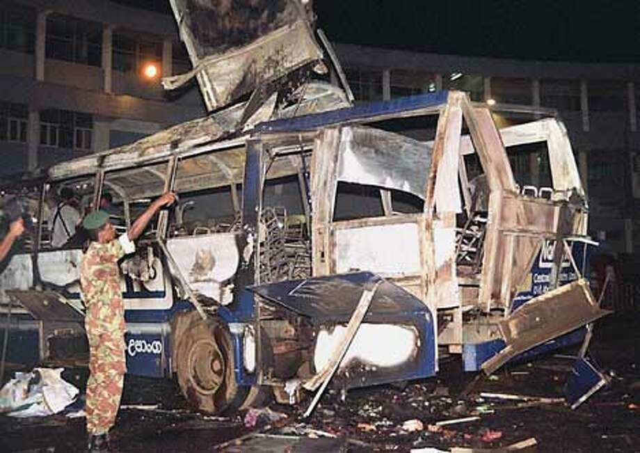 """Frontline/World,"" premiering Thursday, looks at suicide bombings in Sri Lanka"