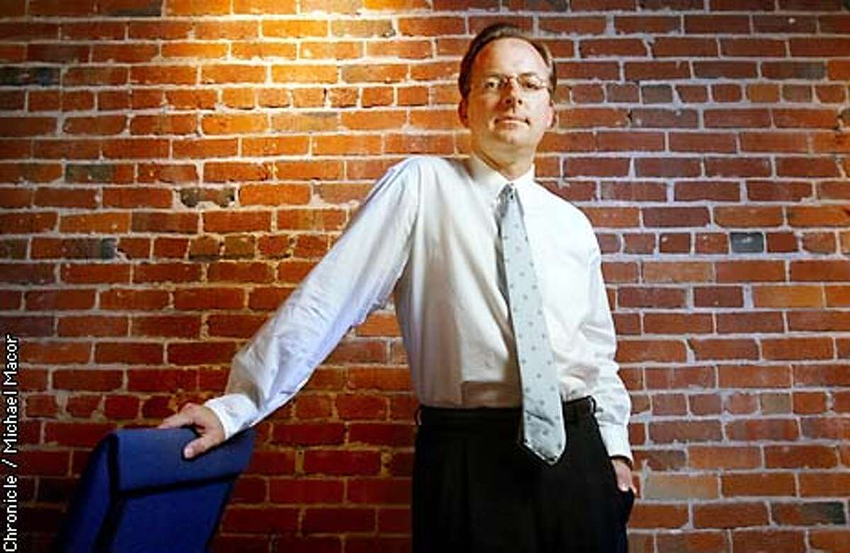 Profile on Rob McKay heir to the Taco Bell fortune has turned to politics, sponsoring a ballot measure that would allow same-day voter registration to get more people to the polls. by Michael Macor/The Chronicle
