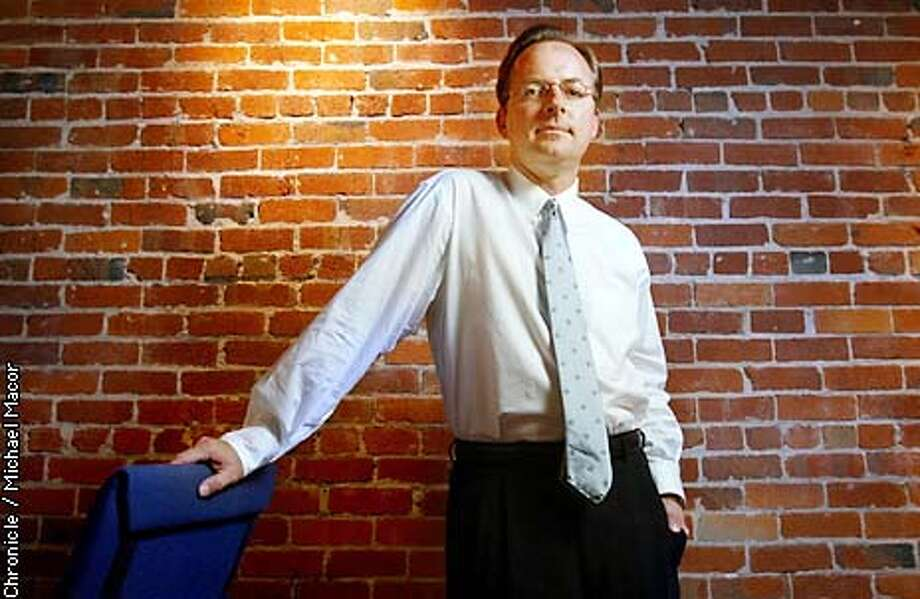 Profile on Rob McKay heir to the Taco Bell fortune has turned to politics, sponsoring a ballot measure that would allow same-day voter registration to get more people to the polls. by Michael Macor/The Chronicle Photo: MICHAEL MACOR