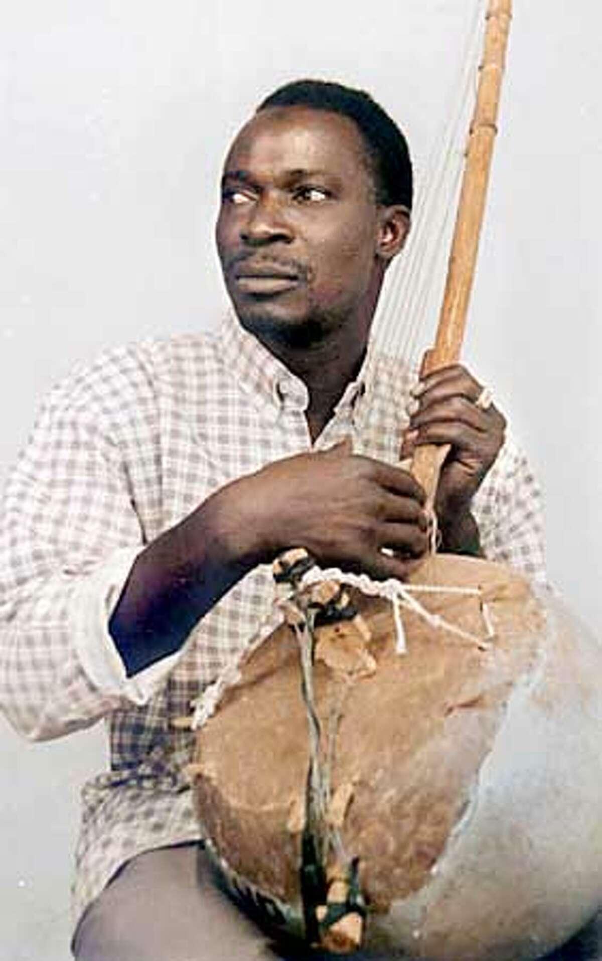 Issa Bagayogo (HANDOUT PHOTO)