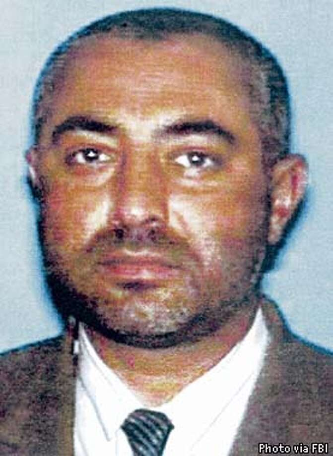 A photograph issued by the FBI July 5, 2002 shows a man they identified as Hesham Mohamed Hadayet, who opened fire and killed two people at the ticket counter of Israel's El Al airlines at Los Angeles International Airport on July 4. Hadayet, 41, an Egyptian native, was a resident in the United States since 1992. Three people, including the gunman, were left dead and five were injured in the attack, which Israeli officials said bore all the signs of a terror attack, but which the FBI and police initially said appeared to be 'an isolated incident. FBI/Handout Photo: HO