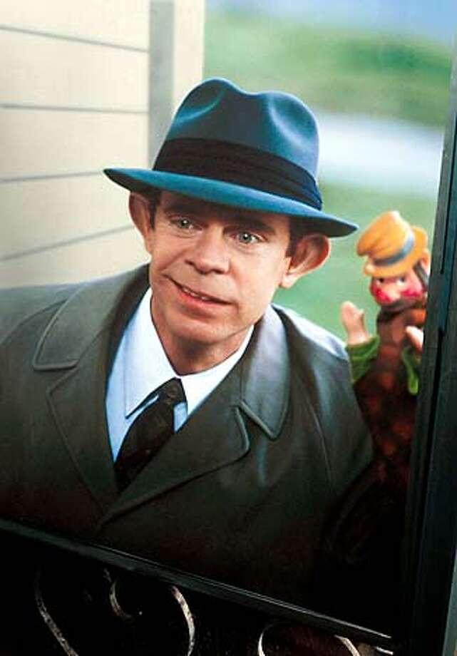 """William H. Macy as salesman Bill Porter in """"Door to Door.''"""