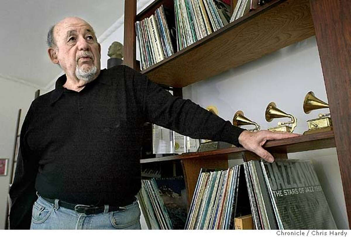 Orrin Keepnews is a legendary jazz record producer who received a lifetime achievement Grammy award.