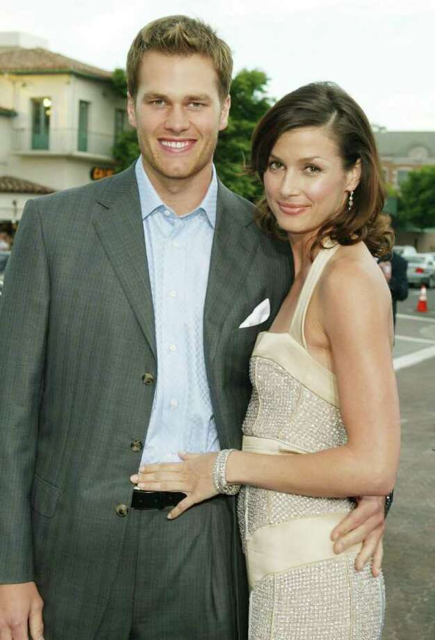 Bridget Moynahan (46): Of course, Tom Brady has two of his significant others on this list. One just wasn't enough. (Bridget was his belle during the Patriots' Super Bowl runs in the early 2000s). Photo: Kevin Winter, Getty Images / 2004 Getty Images