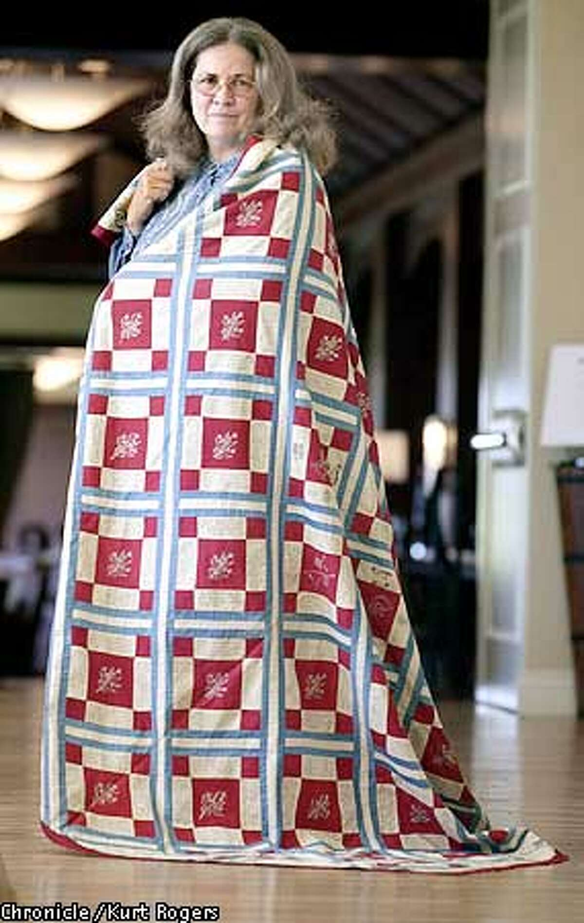 Kris Mason's family has cherished a memento of a different sort: a handmade quilt dating to the U.S. Civil War. This quilt, recently valued at $250,000 by Sotheby's auction house, will be the centerpiece of an All American display at the seaside resort over Fourth of July weekend. The quilt was hand-sewn at the height of the Civil War in 1862; every square features a piece of history including drawings of the 16 presidents-to-date and each of the major Civil War battles .
