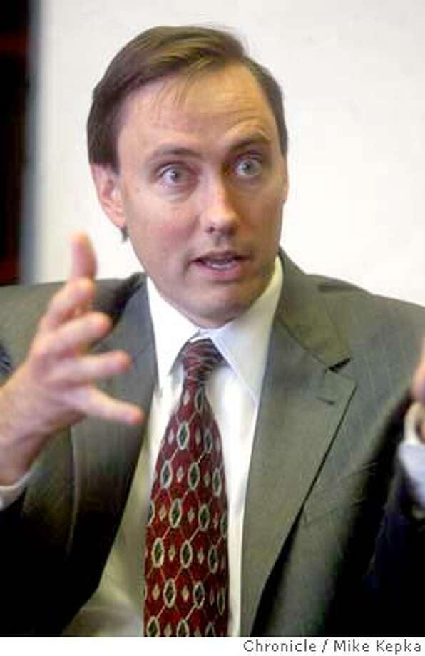 "nanopanel0002_mk.jpg Steve Jurvetson, a managing director at the Redwood City venture capital firm Draper Fisher Jurvetson, one of the most outspoken and early advocates of nanotech investing. Jurvetson, who holds two Stanford graduate degrees in business and engineering, saw seven of his communications chip designs fabricated as a Hewlett-Packard engineer. A veteran investment specialist in high-tech, Jurvetson was chosen by Forbes as one of ""Tech�s Best Venture Investors"", by the VC Journal as one of the ""Ten Most Influential VCs"", and by Fortune as part of their ""Brain Trust of Top Ten Minds."" 11/19/03 in San Francisco MIKE KEPKA/The San Francisco Chronicle MANADATORY CREDIT FOR PHOTOG AND SF CHRONICLE/ -MAGS OUT Photo: MIKE KEPKA"