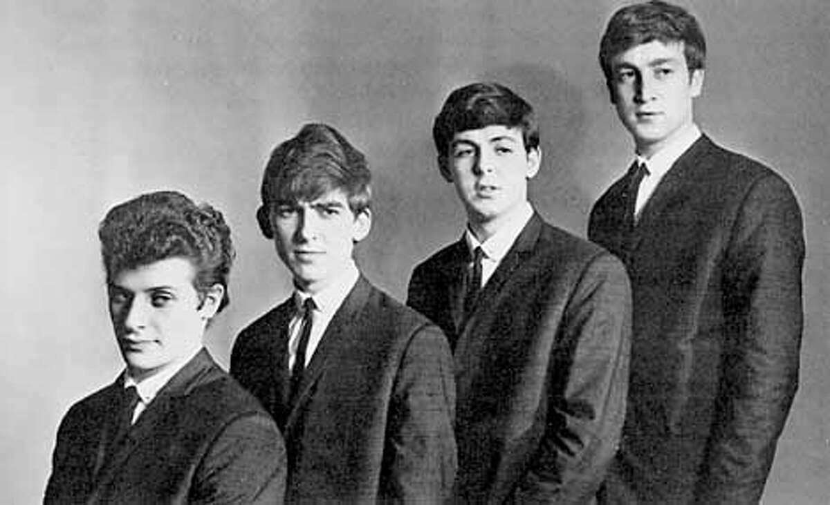 The Beatles featuring Pete Best. ON TIME USE ONLY.