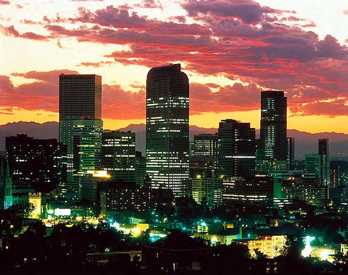 Here's Denver. It's hard for people in Seattle to work up lots of hate toward Denver. It's not San Francisco or Portland. Seattle should like the
