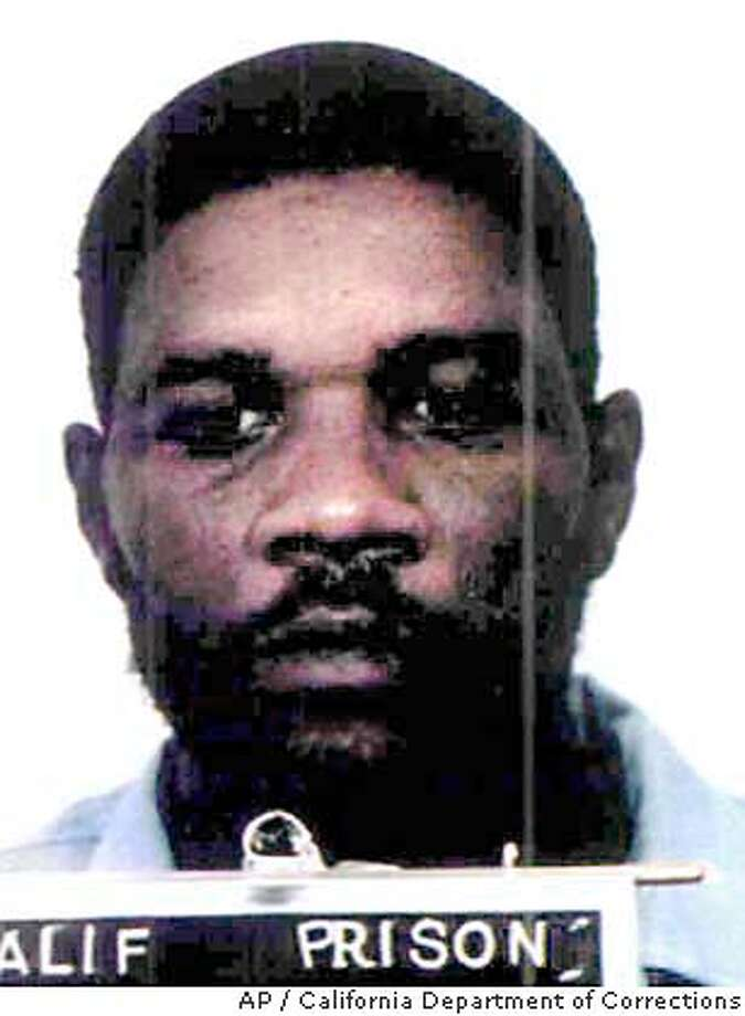 This is an undated California Department of Corrections handout photo of Kevin Cooper. Still on his political honeymoon, Gov. Arnold Schwarzenegger is facing his first plea for clemency from Cooper, who is set to die by injection Feb. 10, 2004 for hacking four people to death. (AP Photo/California Department of Corrections) BEST QUALITY