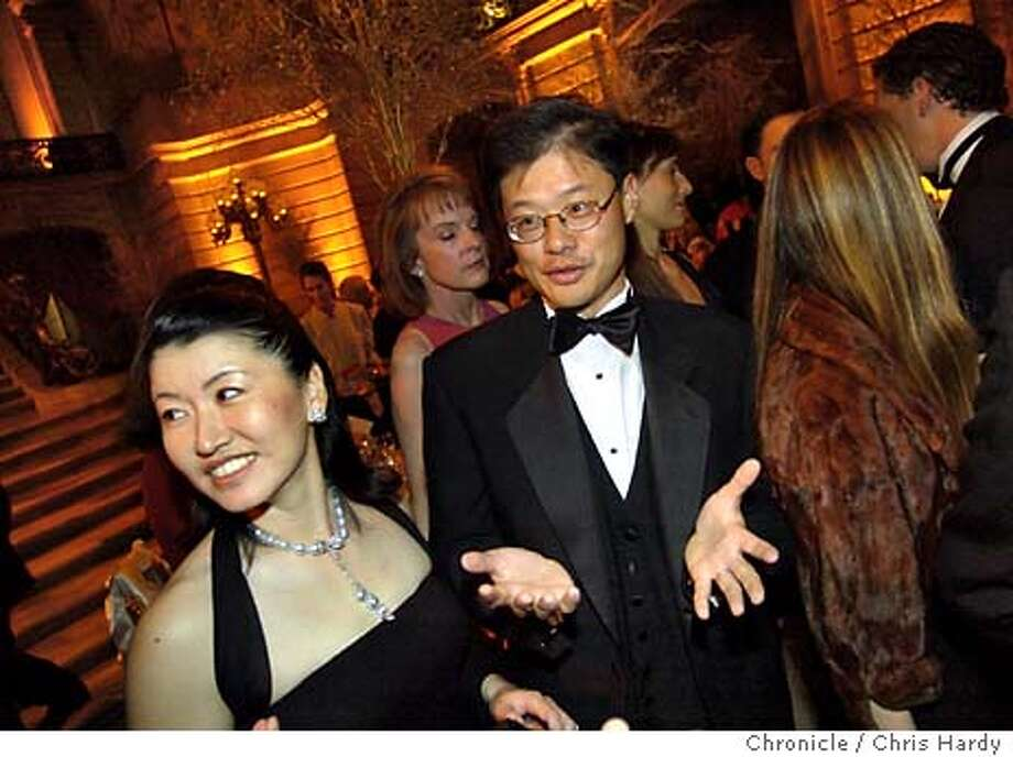 Overnite story for metro on SF Ballet Gala at City Hall CHRIS HARDY / The Chronicle Photo: CHRIS HARDY