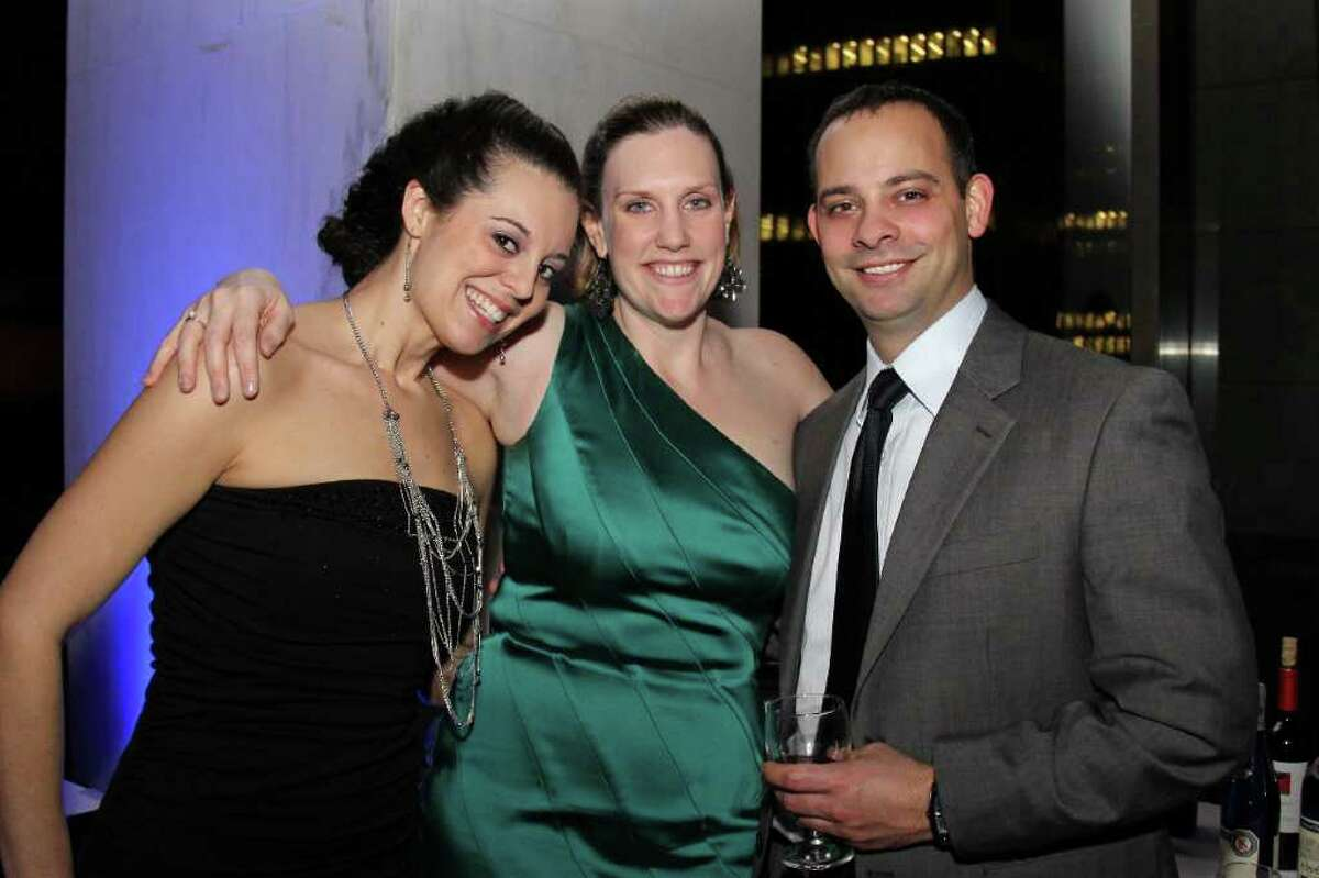 Were You Seen at the 8th Annual Taste of Compassion to benefit the Leukemia & Lymphoma Society at the NYS Museum on Friday, January 27, 2012?