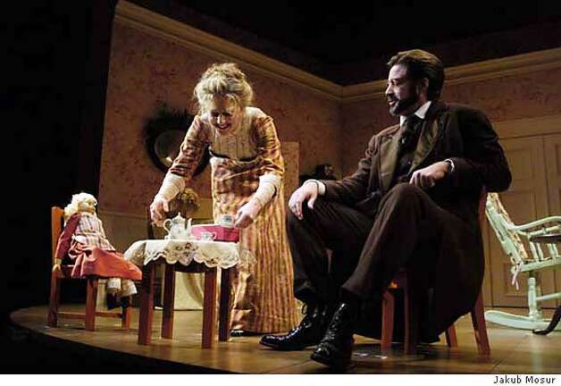 """ibsens a doll's house and gender Ibsen and feminism the social response to ibsen's drama: welcome to nora's page on ibsen's true intentions in writing """"a doll's house."""