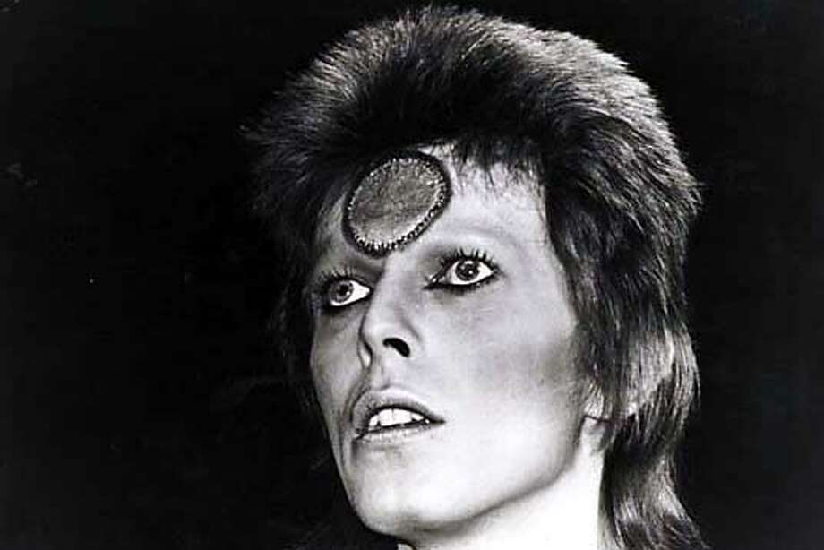 David Bowie . / The Chronicle
