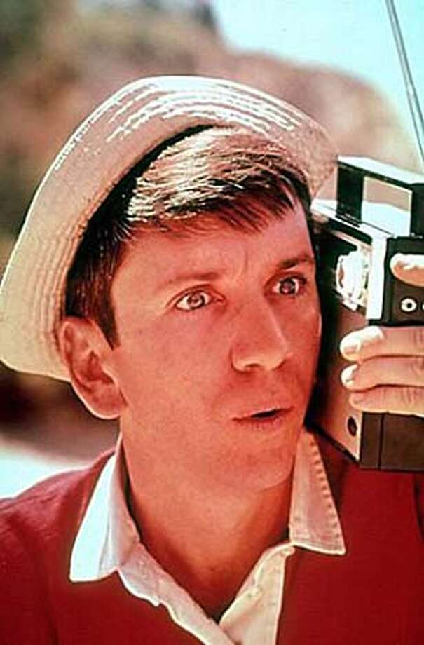 "/ for: Sunday Datebook slug: ask25;  Bob Denver as Gilligan in ""Gilligan's Island.'' / HO"