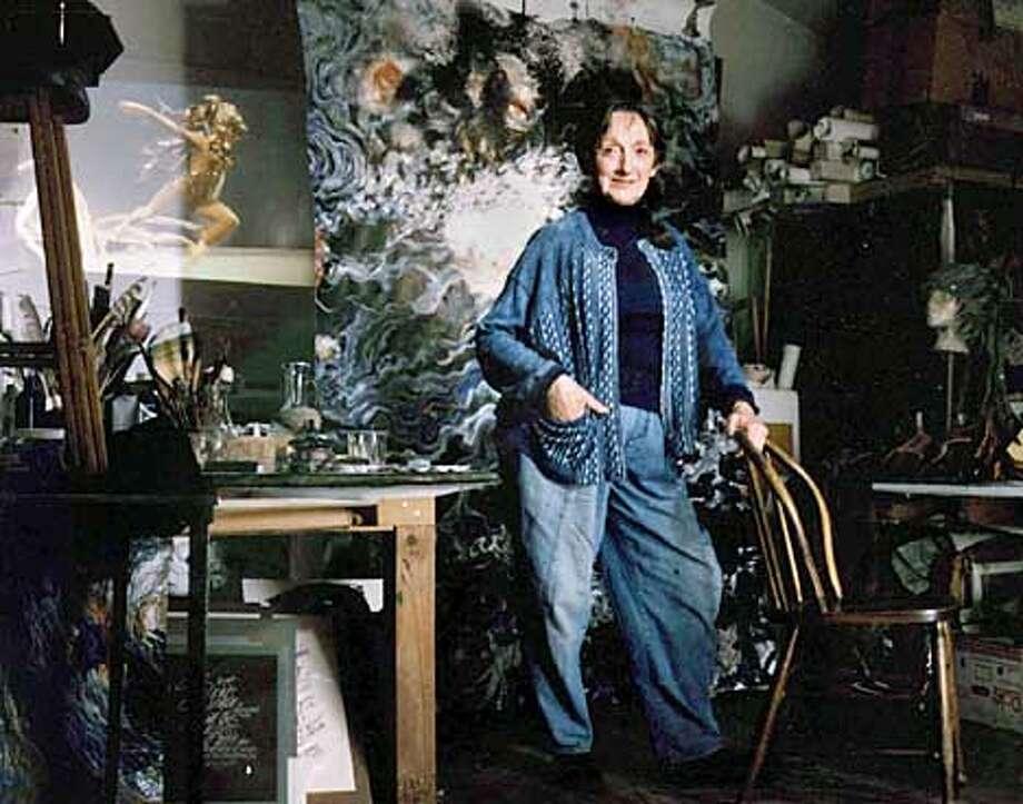 Lagunitas artist Jenny Hunter Groat has been selected  as Marin Master Artist at this year's Marin Art  Festival, Saturday and Sunday, June 15-16, in San  Rafael.