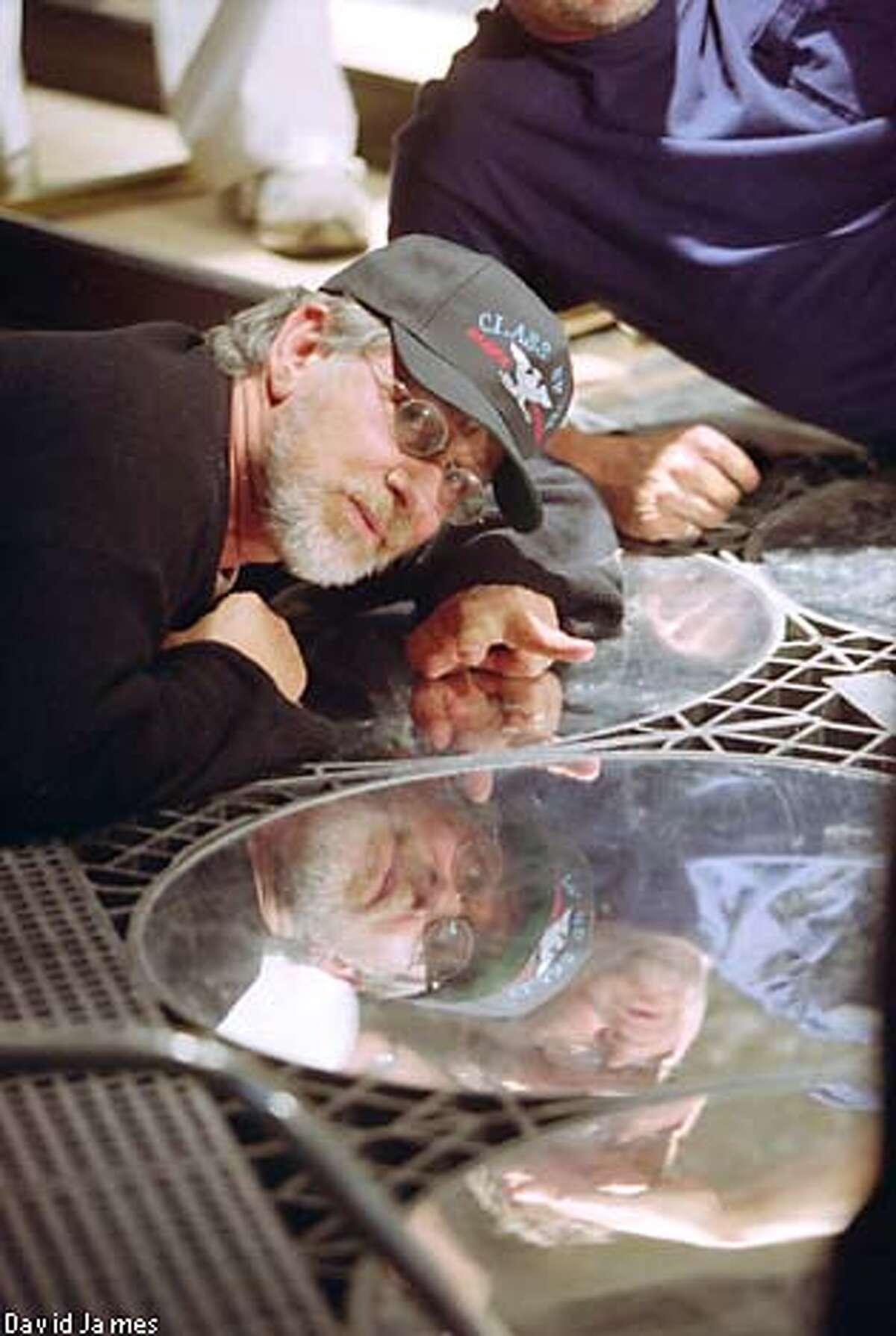 Steven Spielberg on directing