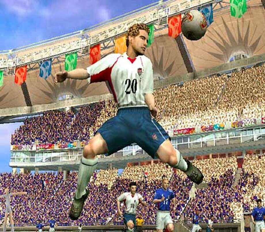 2002 FIFA World Cup offers gamers an accurate simulation of tournament play