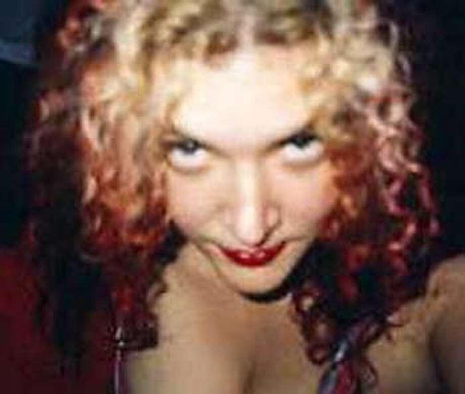 Annie Oakley, runs the sexworkers art show.