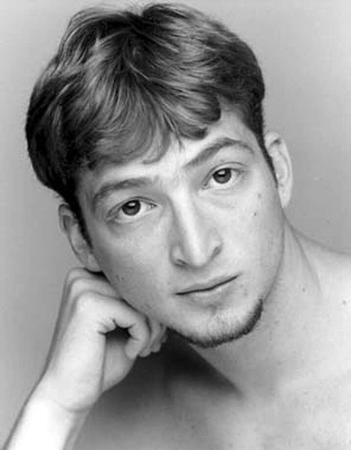 / for: Datebook slug: Lively08; SF Ballet principal Zachary Hench / HO