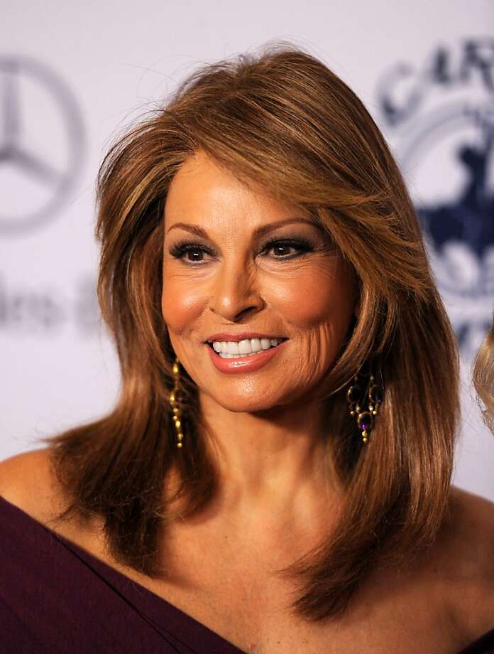 BEVERLY HILLS, CA - OCTOBER 23:  Actress Raquel Welch arrives at the 32nd Anniversary Carousel of Hope Gala at the Beverly Hilton Hotel on October 23, 2010 in Beverly Hills, California.  (Photo by Kevin Winter/Getty Images) Photo: Kevin Winter, Getty Images