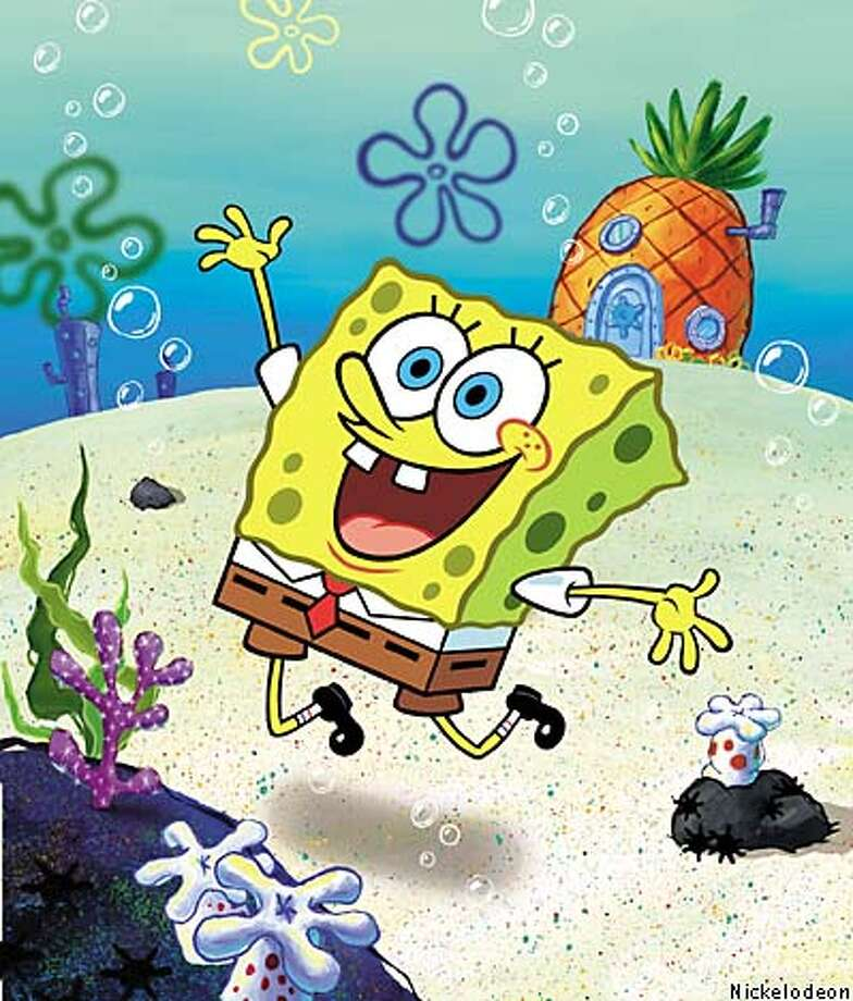 "Tween toons: ""SpongeBob SquarePants."" Photo courtesy of Nickelodeon"