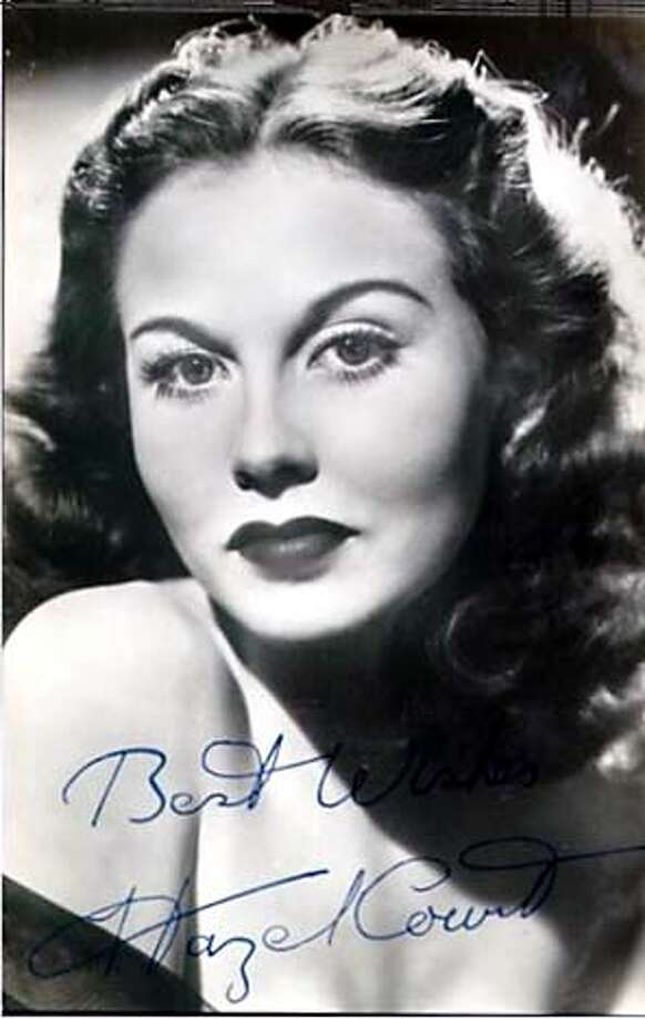for screamqueen04; Hazel Court , / HO