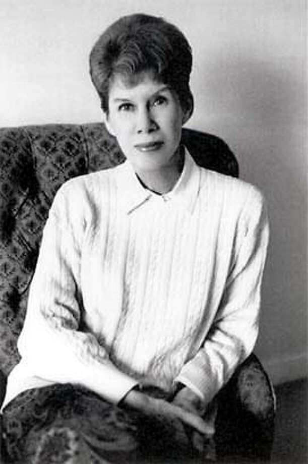 "Anita Brookner, author of, ""The Rules of Engagement."""