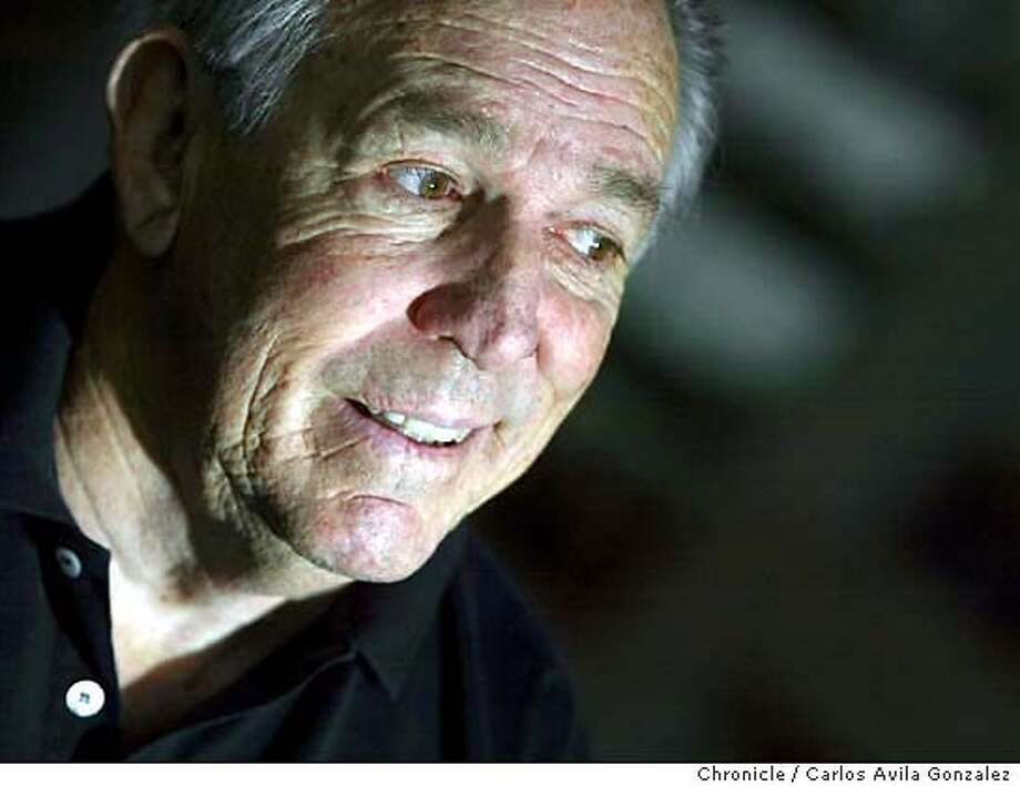 Former 49ers quarterback John Brodie, 68, had a horrible stroke 3 years ago, and has spent years doing rehab to regain physical strength as well as some of the speech he lost. Brodie is seen here in his La Quinta, Ca., home on Thursday, December 18, 2003.  Photo taken on 12/18/03, in La Quinta, CA Photo by Carlos Avila Gonzalez / The San Francisco Chronicle Photo: Carlos Avila Gonzalez